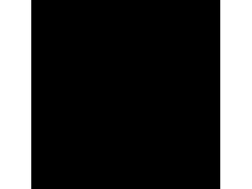 Čierna lesklá fólia - Oracal