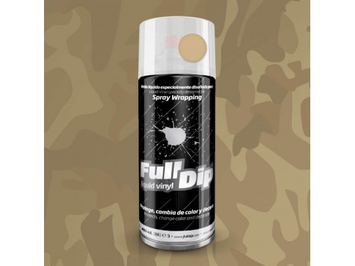 Full Dip® sprej Camo - béžová
