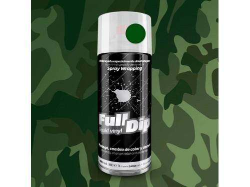 Full Dip® sprej Camo - zelená