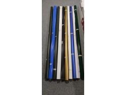 Dorezy značkových fólií, Oracal, KPMF, Teckwrap - 2